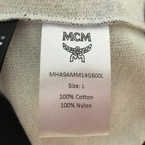 MCM Jackets & Coats - MCM Man Hooded Sweat Shirts Black Grey Color DM8